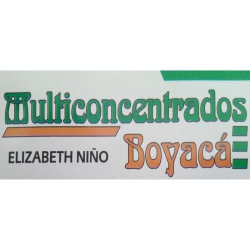 Multiconcentrados Boyacá