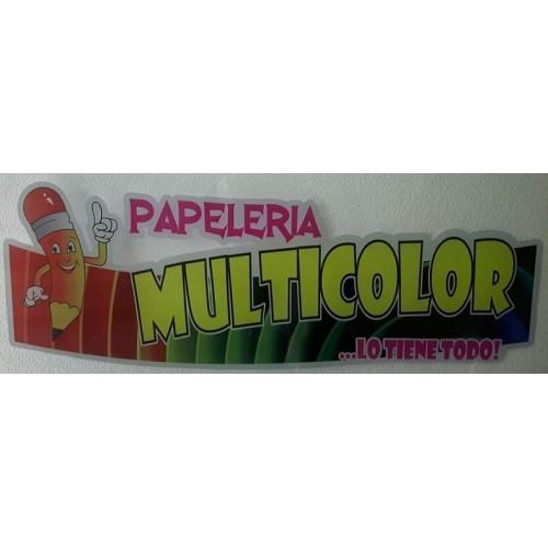 Papelería Multicolor