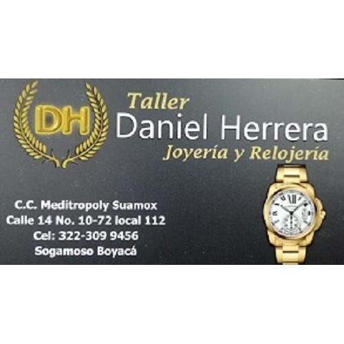 Joyería relojería Daniel...